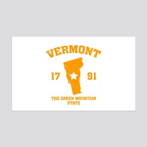 Vermont 35x21 Wall Decal