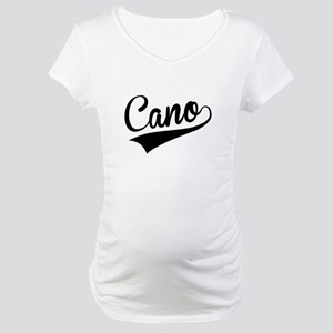 Cano, Retro, Maternity T-Shirt