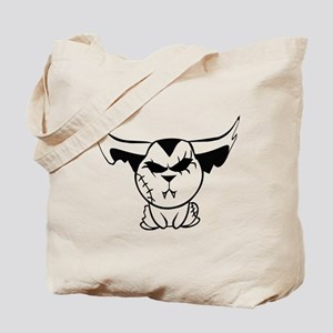 bad little bunny Tote Bag