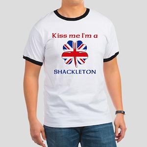 Shackleton Family Ringer T