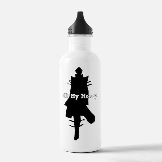 Oh My Money Water Bottle
