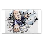 Banker Logo Sticker