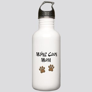 Maine Coon Mom Stainless Water Bottle 1.0L