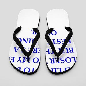RESTRAIN Flip Flops