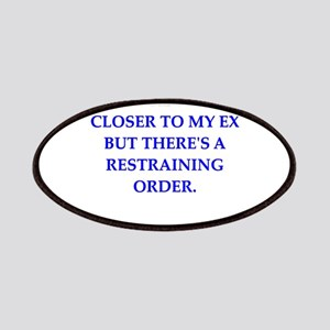 RESTRAIN Patches