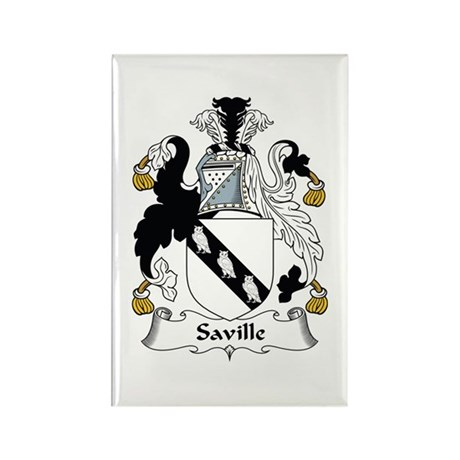 Saville Rectangle Magnet (100 pack)