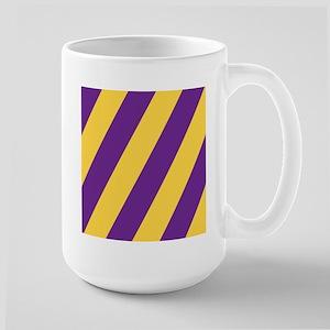Roya Purple and Pure Gold Mugs