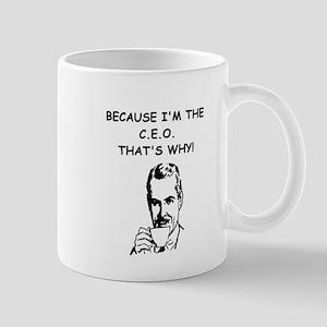 BUSINESS Mugs
