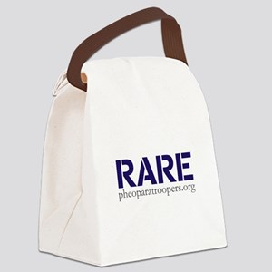 Rare Defined Canvas Lunch Bag