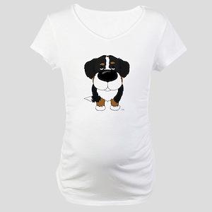 Big Nose Berner Maternity T-Shirt