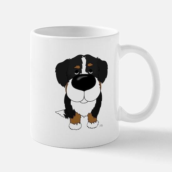 Big Nose Berner Mug