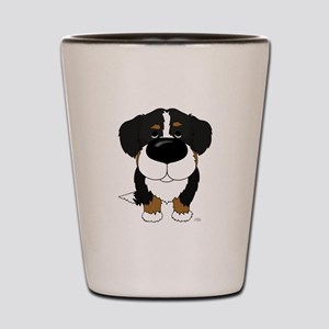 Big Nose Berner Shot Glass