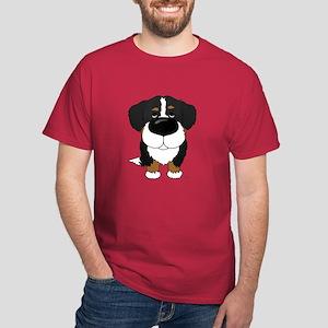 Big Nose Berner Dark T-Shirt