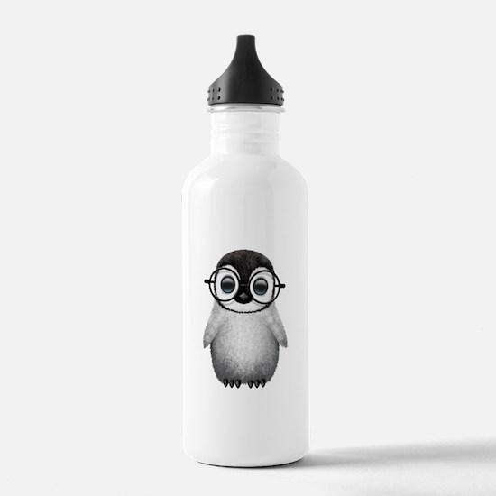 Cute Baby Penguin Water Bottle