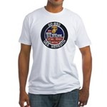 USS MEREDITH Fitted T-Shirt