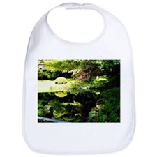 garden reflections Bib