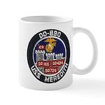 USS MEREDITH Mug