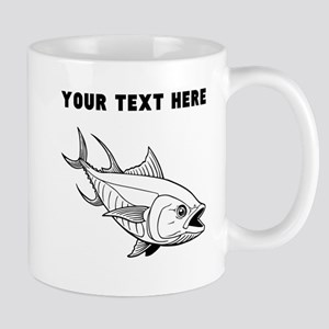 Custom Tuna Fish Mugs
