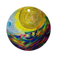 Intense Ornament (Round)