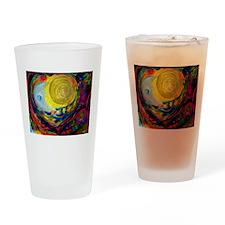 Intense Drinking Glass
