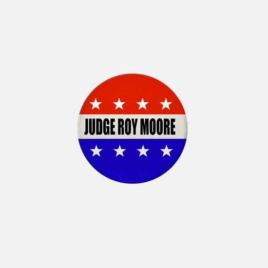 Judge Roy Moore Mini Button