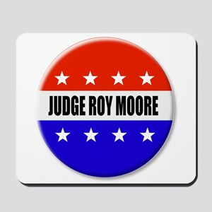 Judge Roy Moore Mousepad
