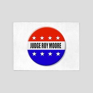 Judge Roy Moore 5'x7'Area Rug