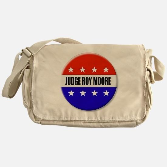 Judge Roy Moore Messenger Bag