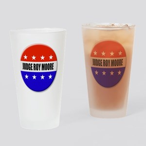Judge Roy Moore Drinking Glass