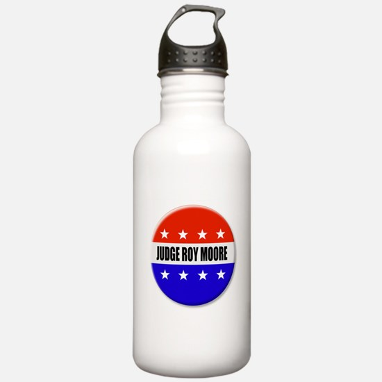 Judge Roy Moore Water Bottle