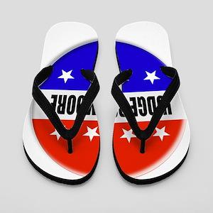Judge Roy Moore Flip Flops