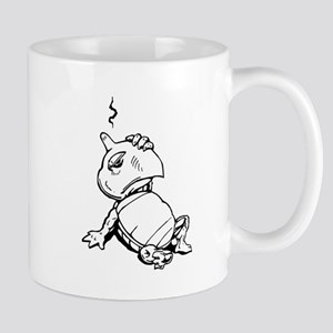 Turtle With Concussion Mugs
