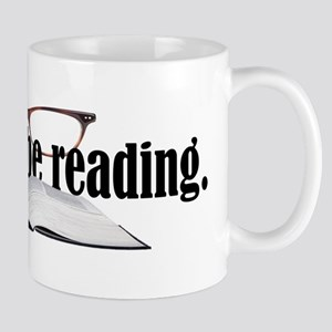 Rather Read 11 oz Ceramic Mug