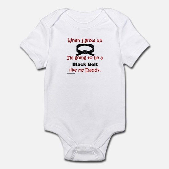 3-When I Grow Up -Daddy Body Suit