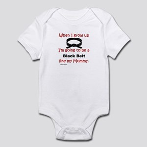 4-3-When I Grow Up -Mommy Body Suit