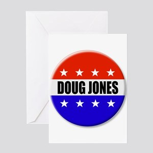 Doug Jones Greeting Cards