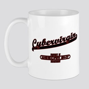 Cybervirgin P Mug