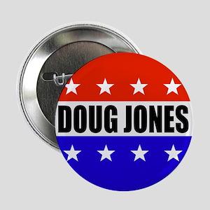 """Doug Jones 2.25"""" Button (10 pack)"""