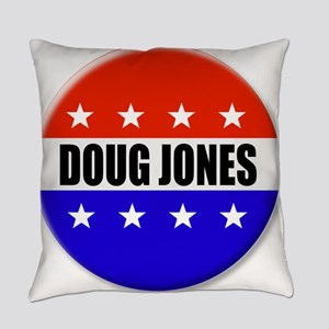 Doug Jones Everyday Pillow