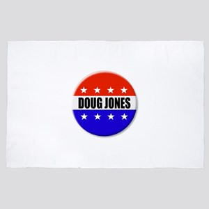 Doug Jones 4' x 6' Rug