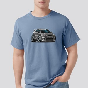 Mitsubishi Evo Grey Car T-Shirt