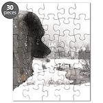 Keeshond at Shadow's Creek Puzzle