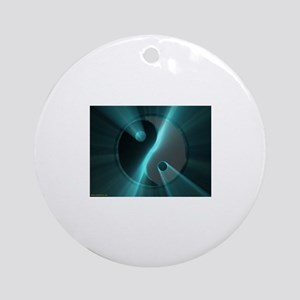 Yin Yangs Ornament (Round)