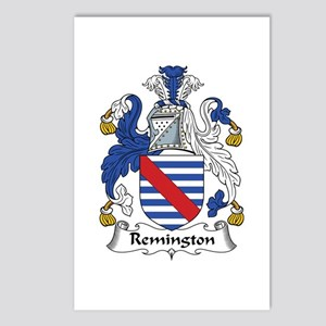 Remington Postcards (Package of 8)