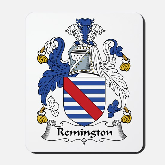 Remington Mousepad