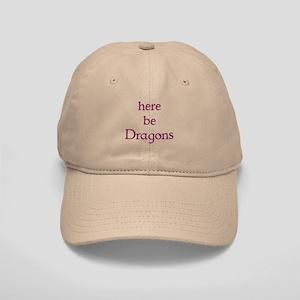 Here Be Dragons 002c Cap