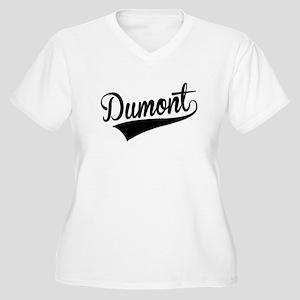 Dumont, Retro, Plus Size T-Shirt