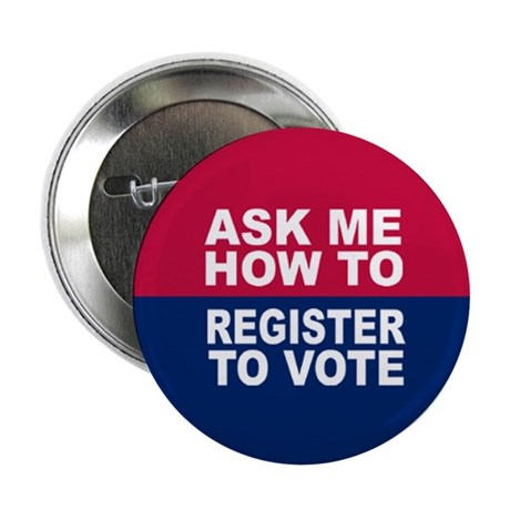ASK ME HOW TO REGISTER Button (100 pk)