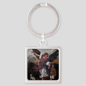 Titian - Archangel Raphael Tobias - 16th Century K
