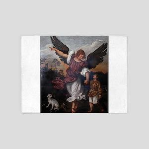 Titian - Archangel Raphael Tobias - 16th Century 5